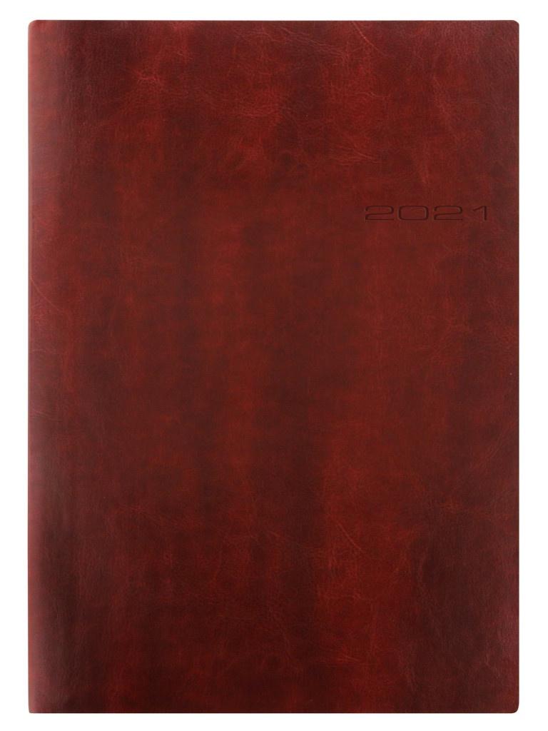Ежедневник Letts Lecassa A4 искусственная кожа Brown 822997