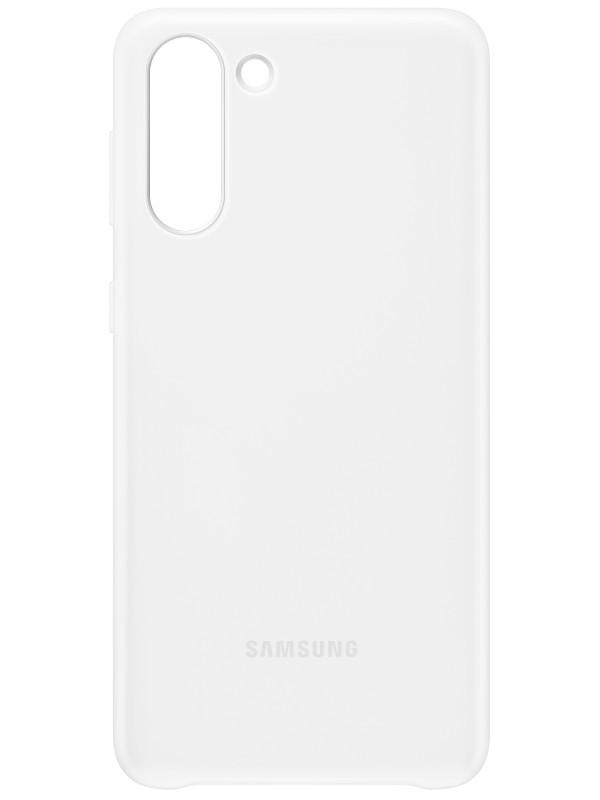 Чехол для Samsung Galaxy S21 Smart LED Cover White EF-KG991CWEGRU