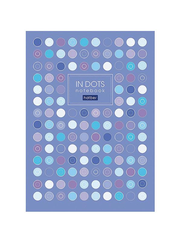 Тетрадь Hatber Premium Нежные тона A5 48 листов 48Т5лА9_22080