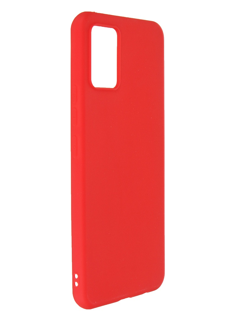 Чехол Zibelino для Vivo V20 Soft Matte Red ZSM-VIV-V20-RED чехол zibelino для vivo y30 soft matte black zsm viv y30 blk