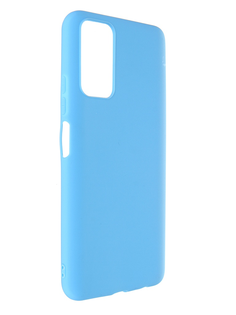 Чехол Zibelino для Honor 10X Lite Soft Matte Light Blue ZSM-HON-10X-LITE-LBLU