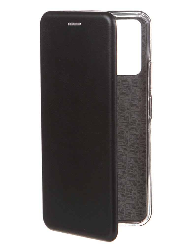 Чехол Zibelino для Honor 10X Lite Book Black ZB-HUW-10X-LT-BLK