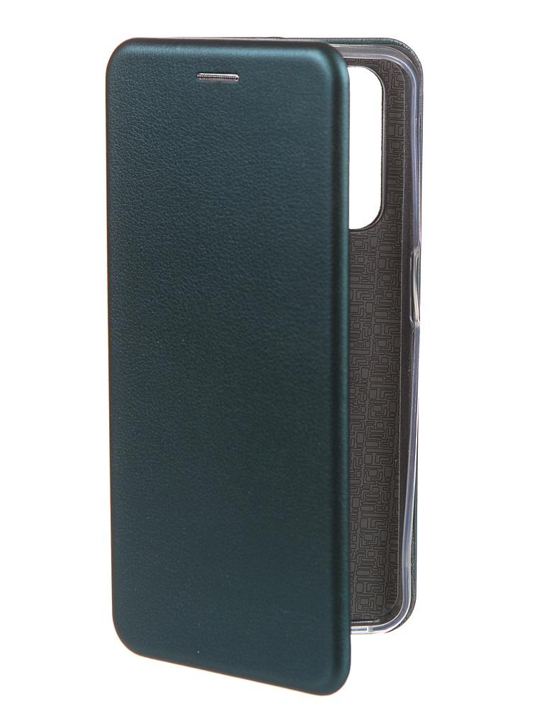 Чехол Zibelino для Realme 7 Book Emerald ZB-RLM-7-EML