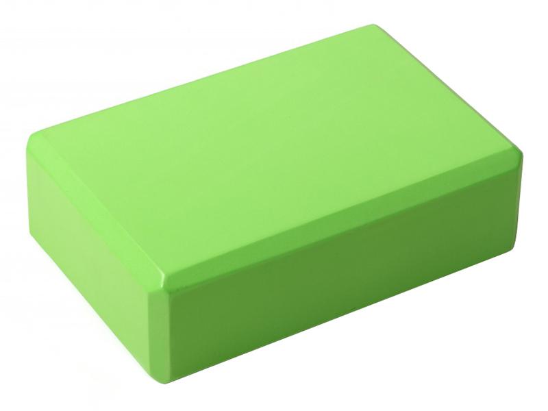 Блок для йоги Lite Weights Light Green 5497LW