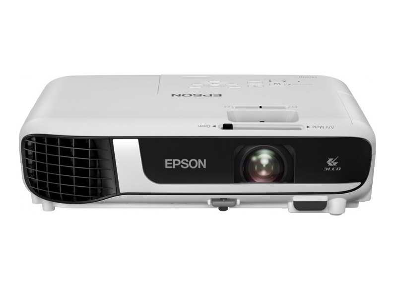 Фото - Проектор Epson EB-X51 V11H976040 проектор epson eb x06 белый [v11h972040]