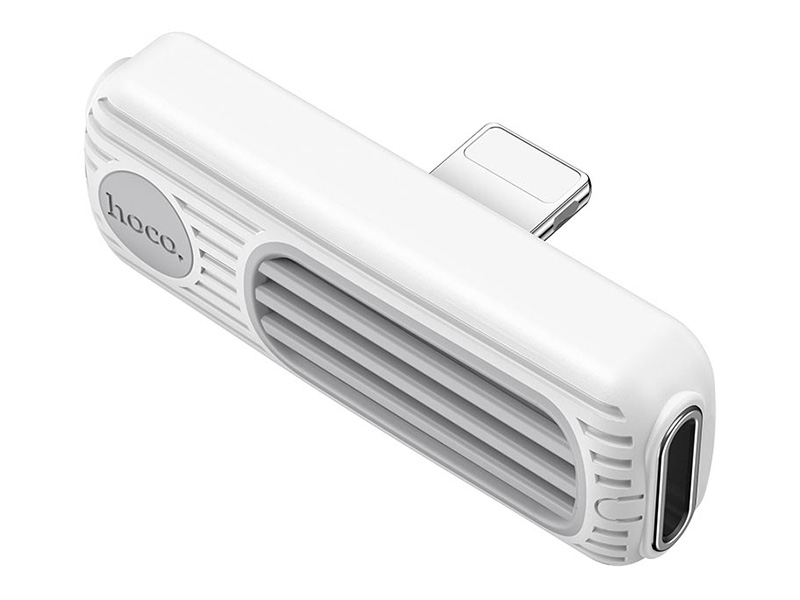 Фото - Аксессуар Hoco LS29 Dual Lightning - 2xLightning White аксессуар hoco ls29 dual lightning 2xlightning white
