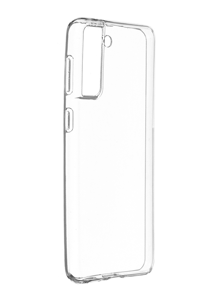Чехол-накладка Brosco для Samsung Galaxy S21 Plus SS-S21P-TPU-TRANSPARENT