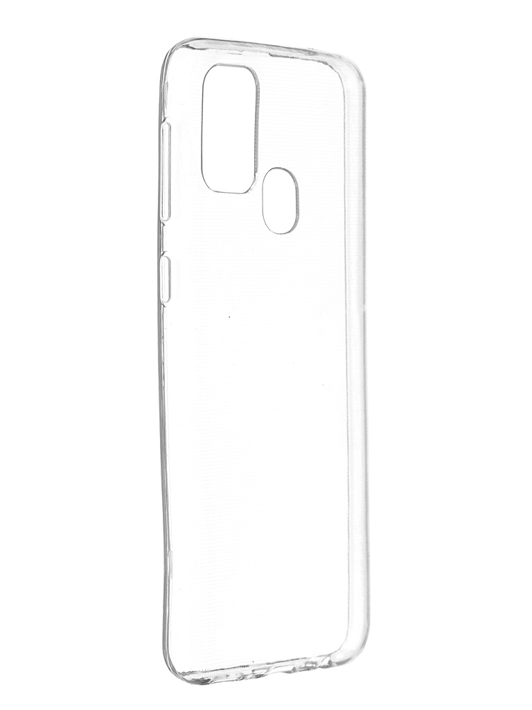 Чехол Svekla для Samsung Galaxy M21S F415F Silicone Transparent SV-SGF415F-WH