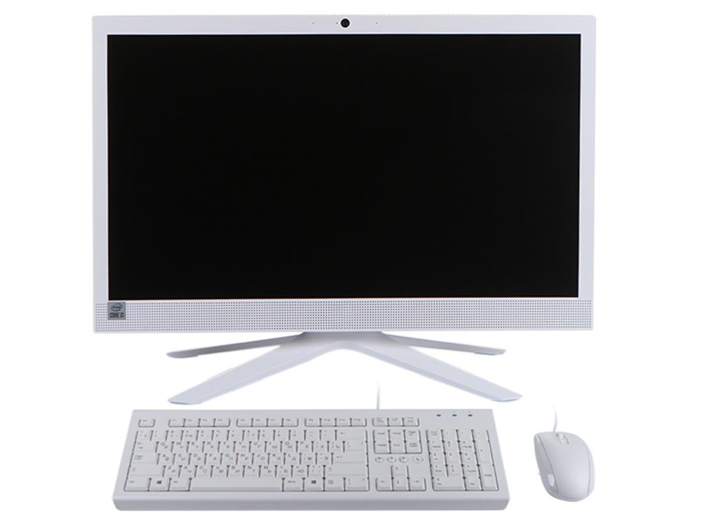 Моноблок HP 21-b0016ur 2S7N1EA (Intel Core i3-1005G1 1.2 GHz/4096Mb/256Gb SSD/Intel UHD Graphics/Wi-Fi/Bluetooth/Cam/20.7/1920x1080/Windows 10 Home 64-bit)