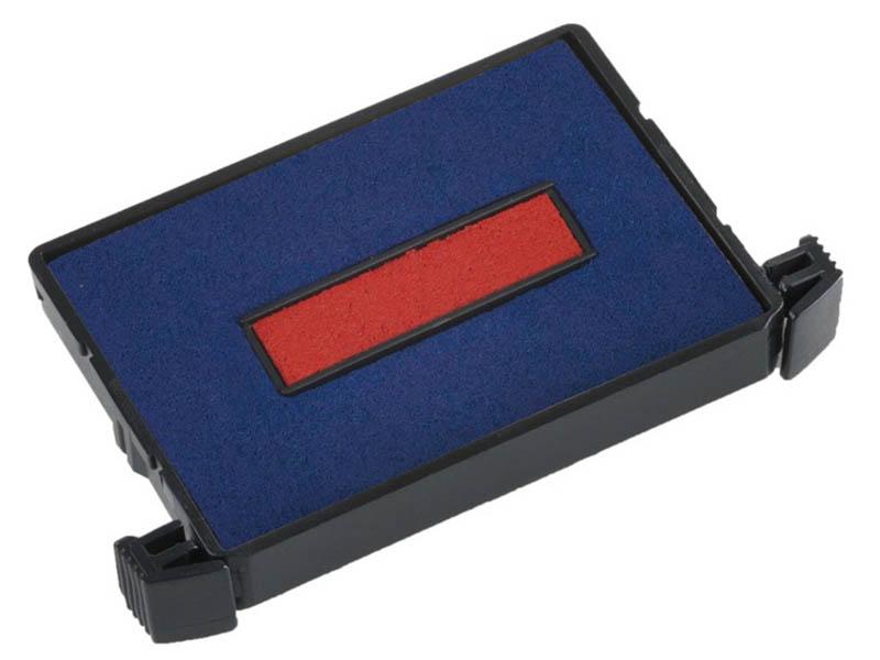 Штемпельная подушка Trodat 41х24mm для 4755 Blue-Red 6/4750/2