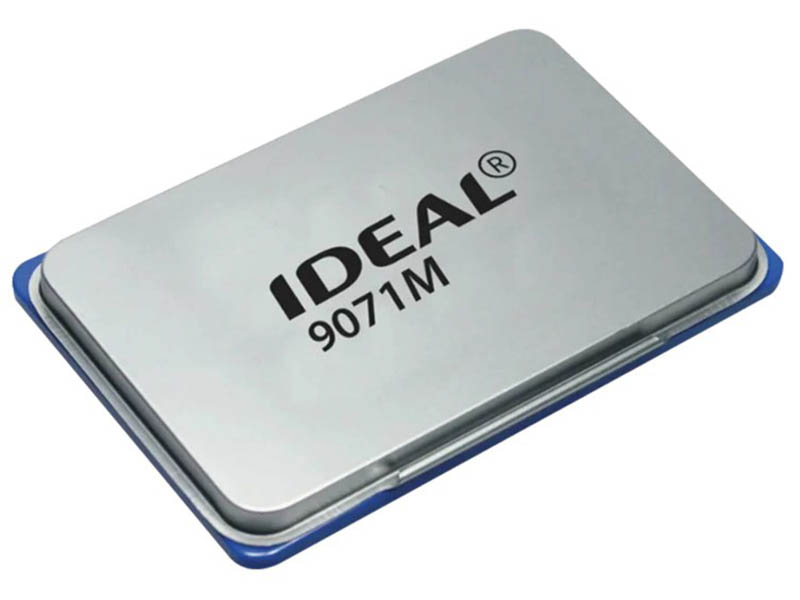 Штемпельная подушка Trodat Ideal 110х70mm Blue 9072Мс 153122