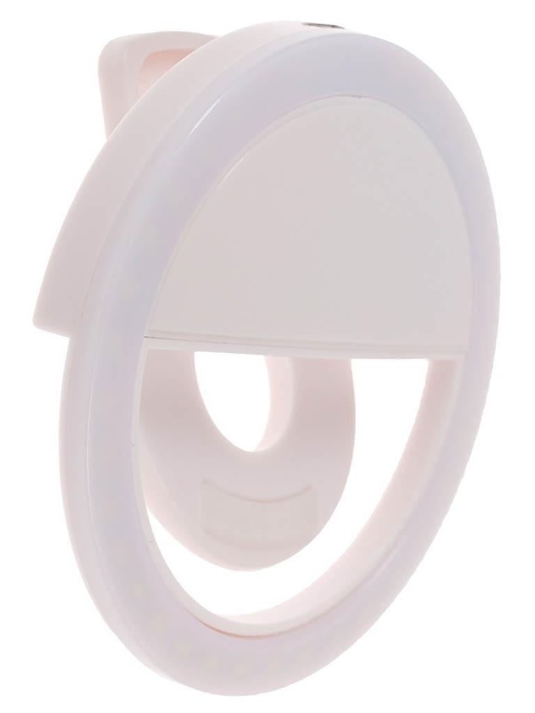 Кольцевая лампа Luazon AKS-06 White 4090260