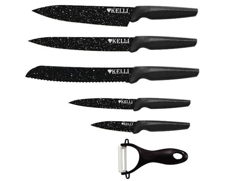 Набор ножей Kelli KL-2033