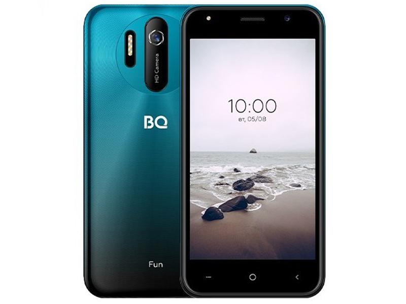 Сотовый телефон BQ 5031G Fun Sea Wave Blue