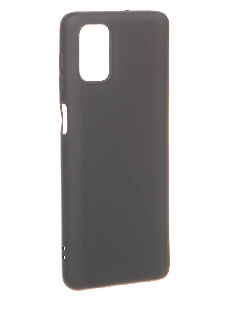 Чехол Krutoff для Samsung Galaxy M51 M515 Silicone Black 12447