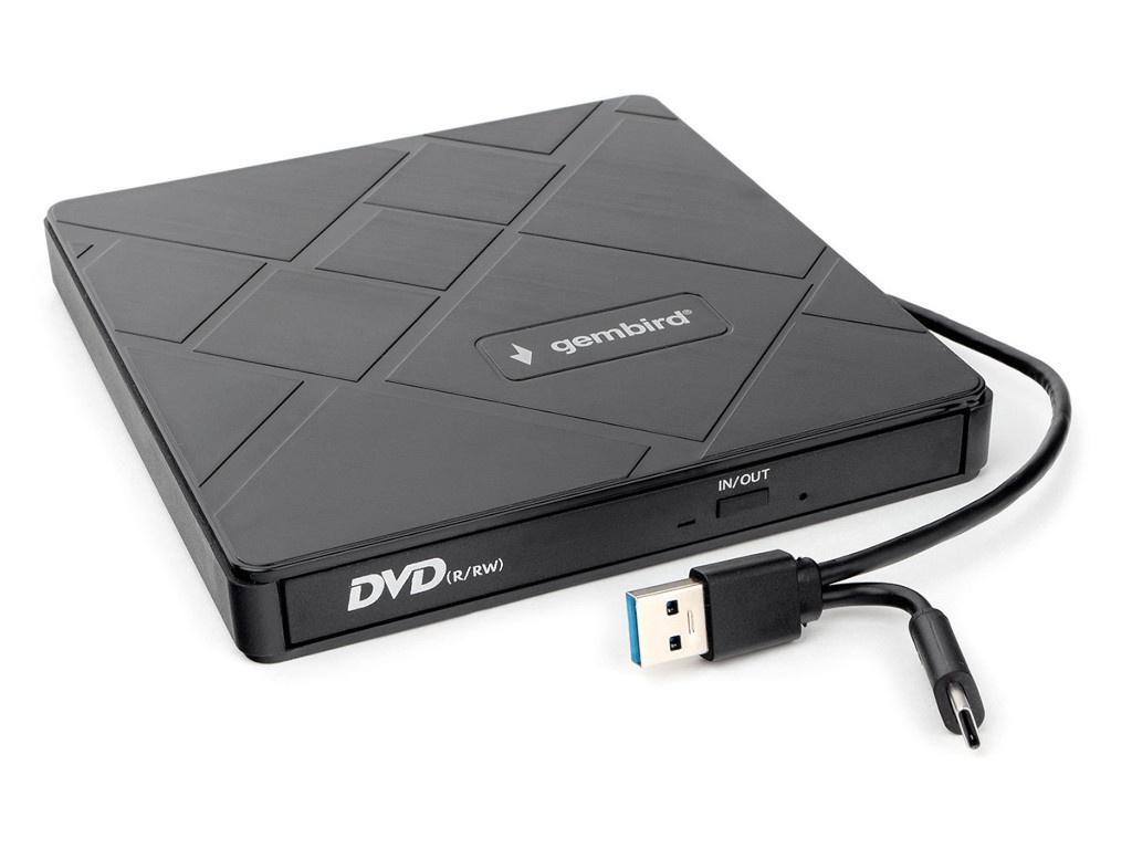 Привод Gembird DVD-USB-04