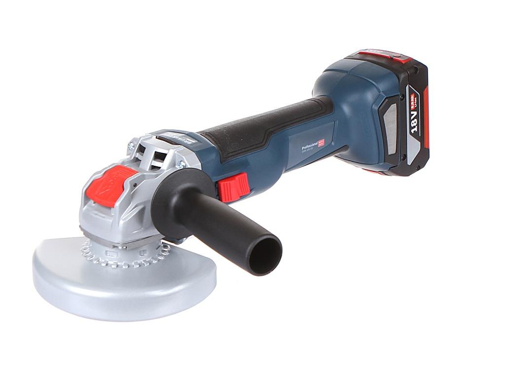 Шлифовальная машина Bosch GWX 18V-10 06017B0102