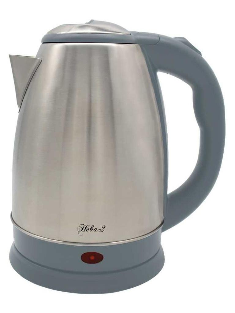 Чайник Великие Реки Нева-2 1.8L Steel Grey