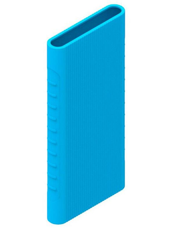 Чехол Xiaomi для Power Bank 3 10000mAh Blue