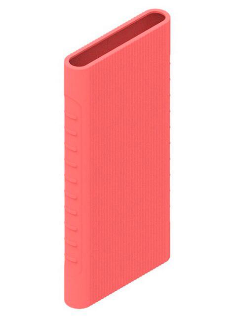 Чехол Xiaomi для Power Bank 3 10000mAh Pink