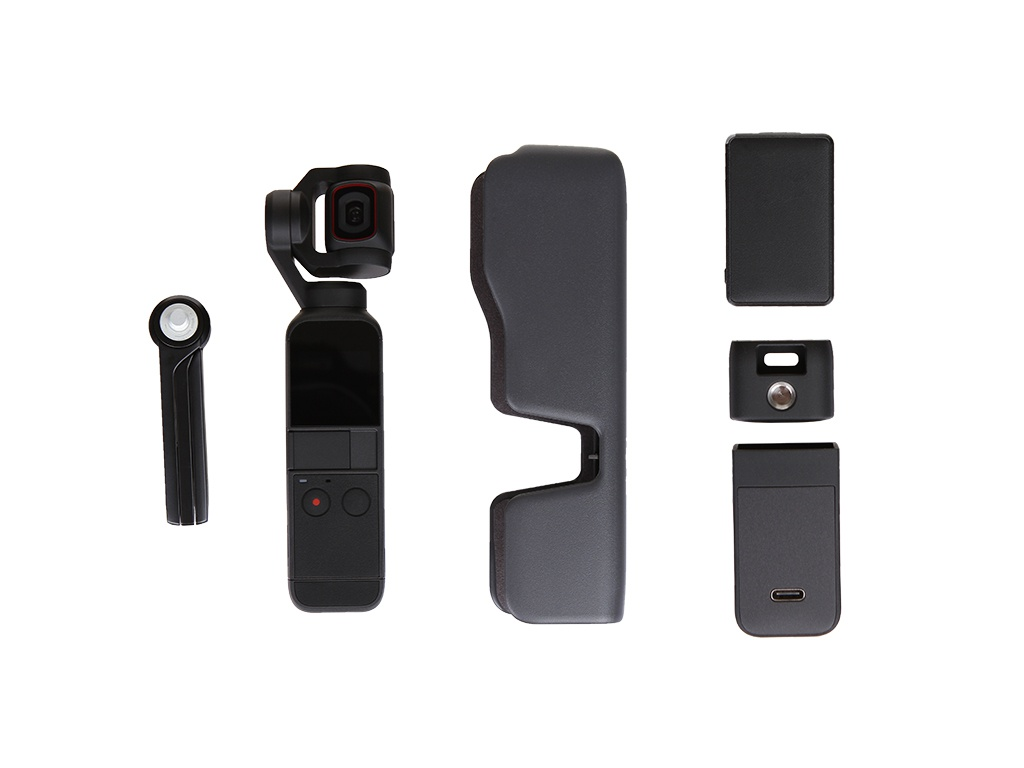 Фото - Экшн-камера DJI Pocket 2 Creator Combo lightaling led light set compatible with brand camping van 10220 building model creator decorate kit blocks toys
