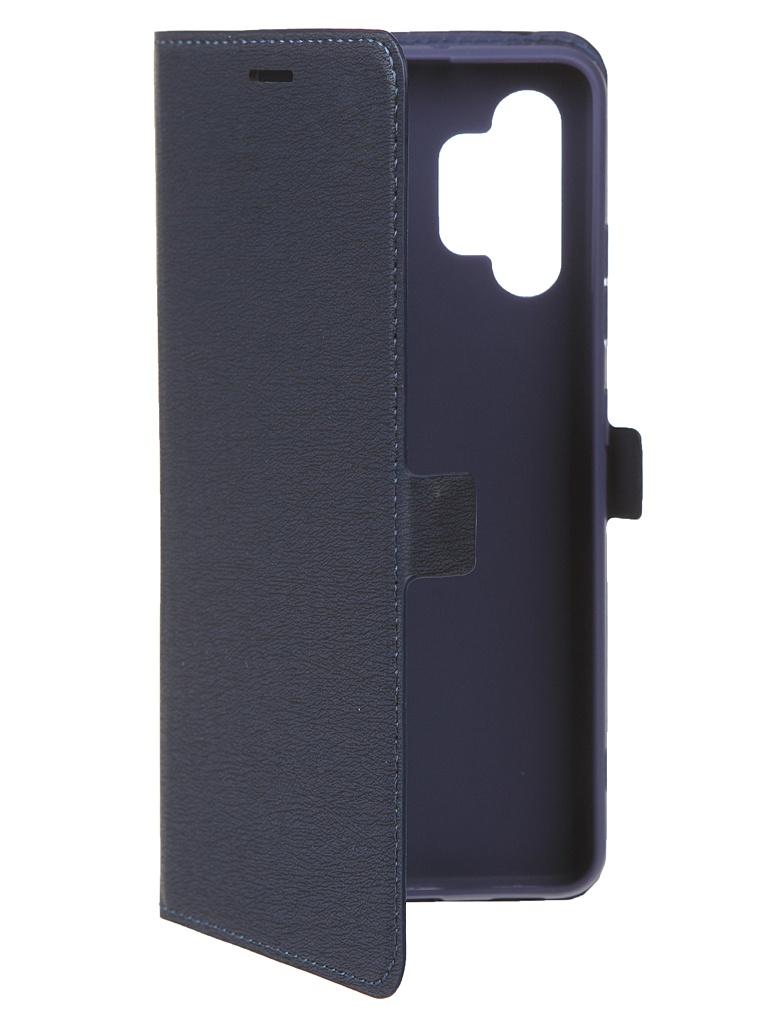 Чехол Krutoff для Samsung Galaxy A32 (A325) Eco Book Blue 12551