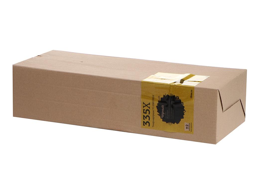 Картридж T2 Black для HP Laser 432fdn/M442dn/M443nda с чипом TC-HW1335X