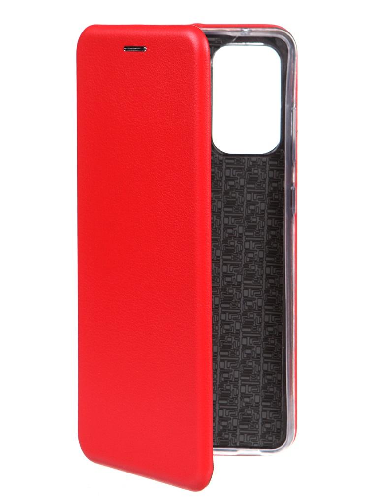 Чехол Zibelino для Samsung A72 Book Red ZB-SAM-A725-RED