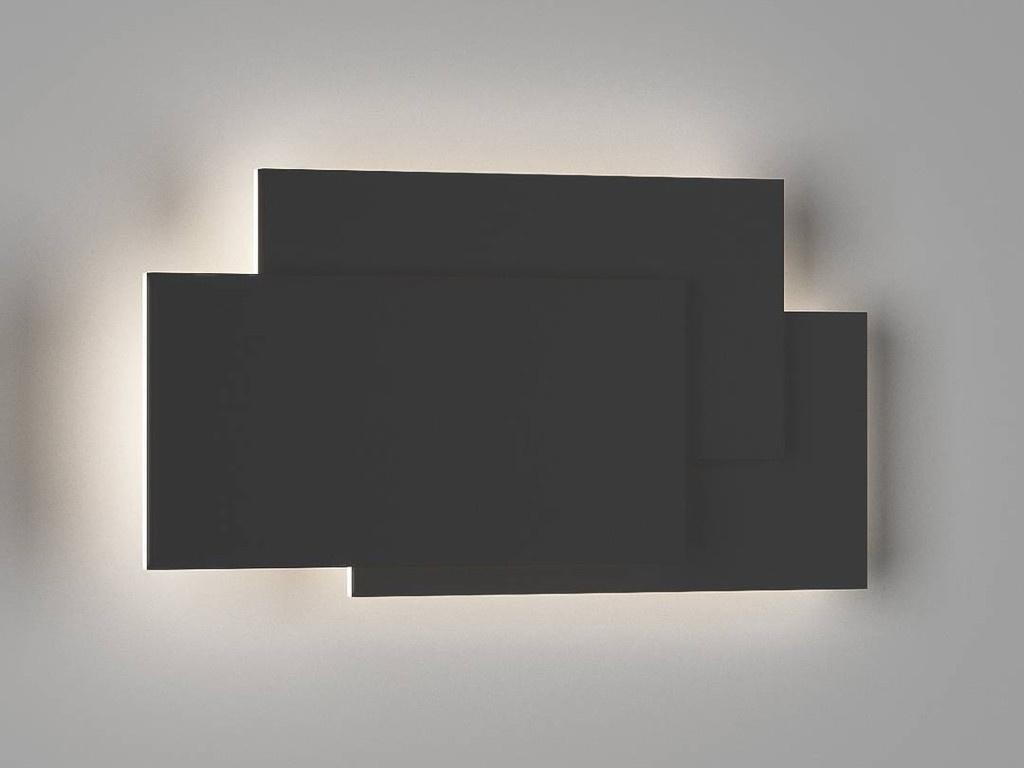 Светильник DesignLed 12W 3000К IP20 Black GW-6809-12-BL-WW