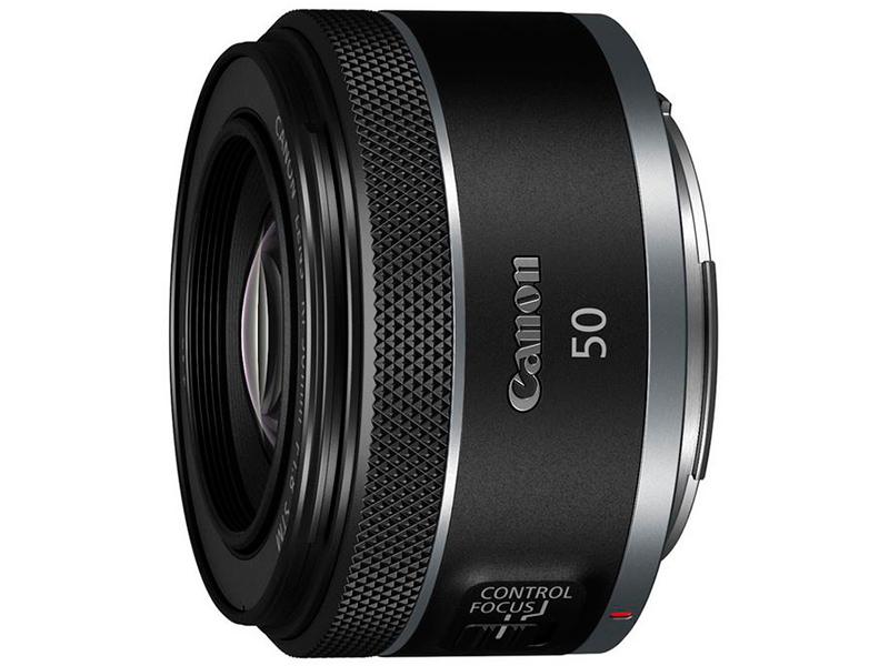 Объектив Canon RF 50 mm f/1.8 STM 4515C005