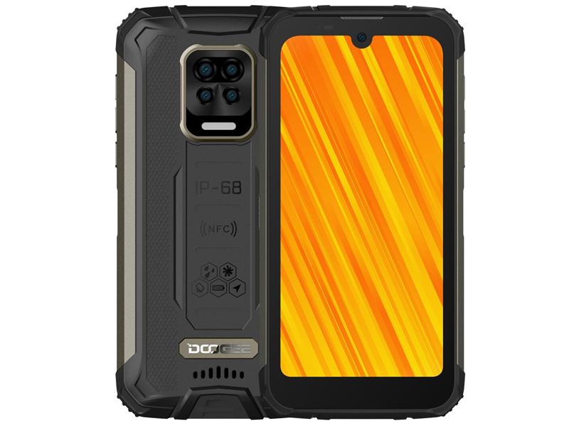 Сотовый телефон Doogee S59 Pro 4/128Gb Mineral Black