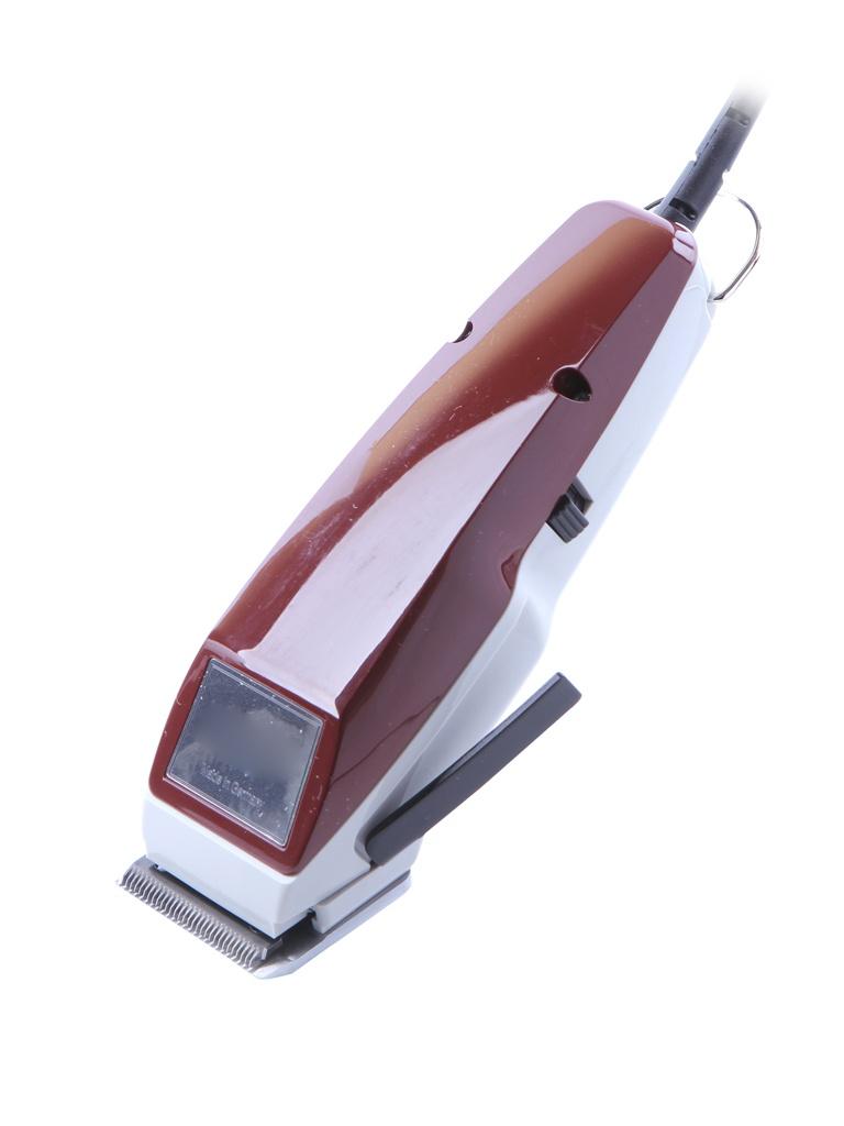 Машинка для стрижки волос Moser 1400-0051 Red машинка для стрижки волос moser 1881 0051 easystyle