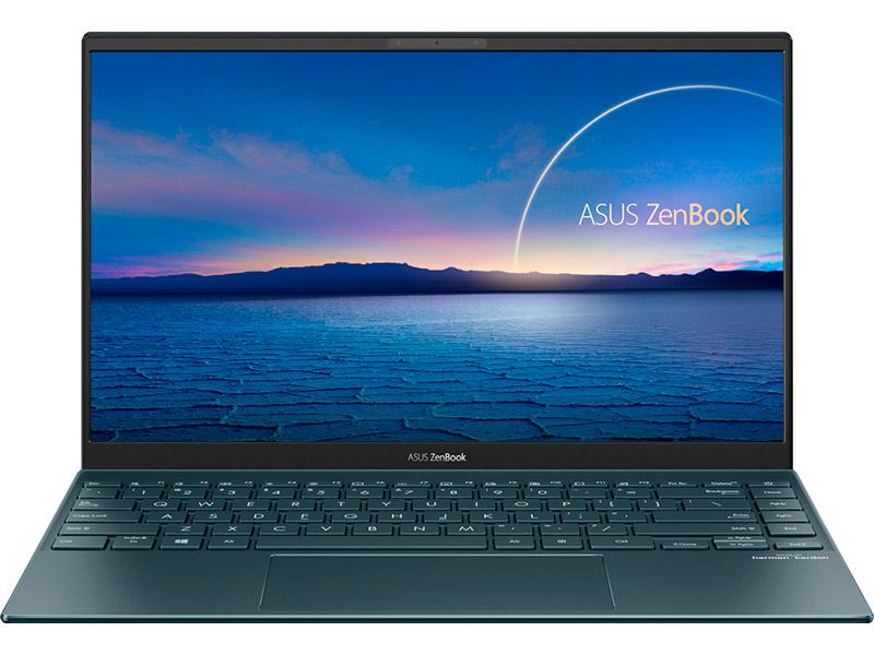 Ноутбук ASUS Zenbook UX425JA-BM042T Grey 90NB0QX1-M07790 (Intel Core i5-1035G1 1.0GHz/16384Mb/512Gb/Iris Plus Graphics/Wi-Fi/14/1920x1080/Windows 10)