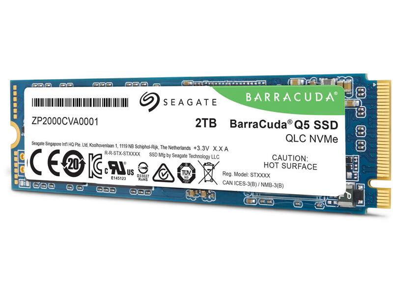 Твердотельный накопитель Seagate Barracuda 2000Gb ZP2000CV3A001