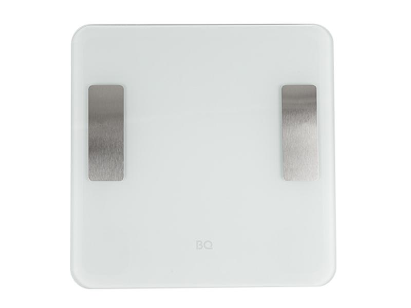 Весы напольные BQ BS2011S White