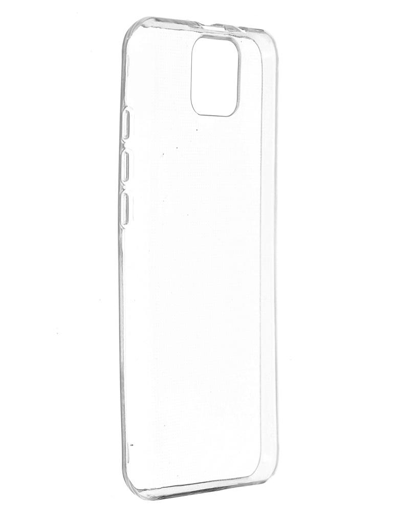 Чехол BQ для BQ-5533G Fresh Silicone Transparent
