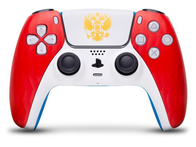 Геймпад Rainbo DualSense Сборная России для PS5
