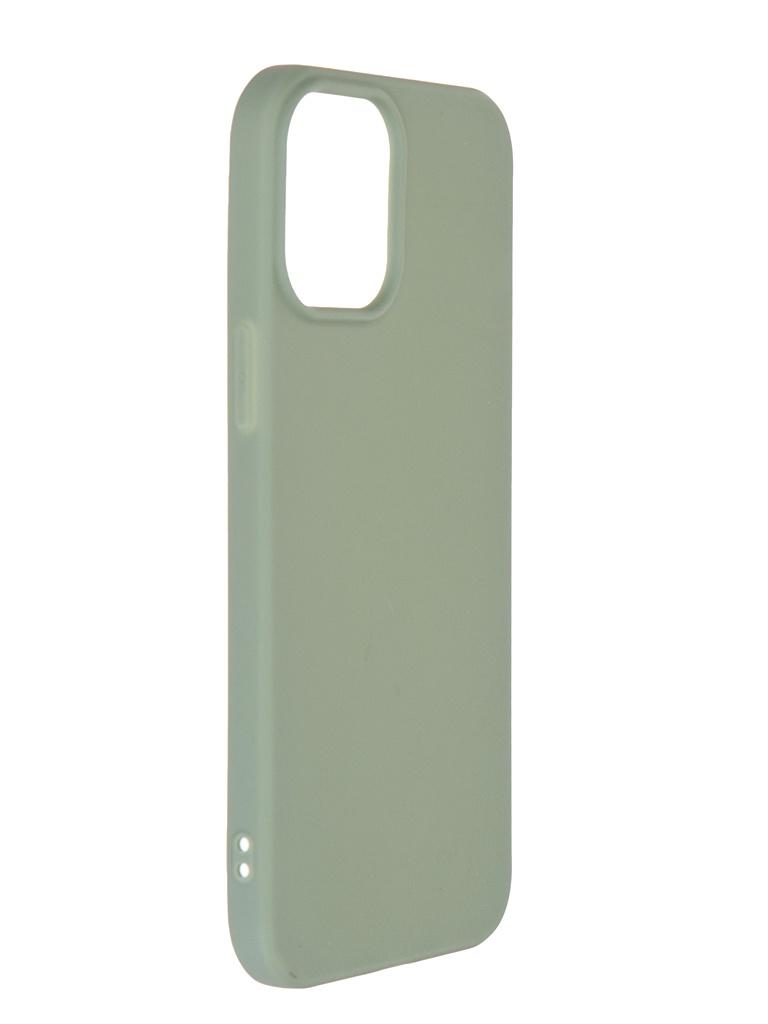 Чехол Neypo для APPLE iPhone 12 Pro Max (2020) Soft Matte Silicone Olive NST20820 недорого
