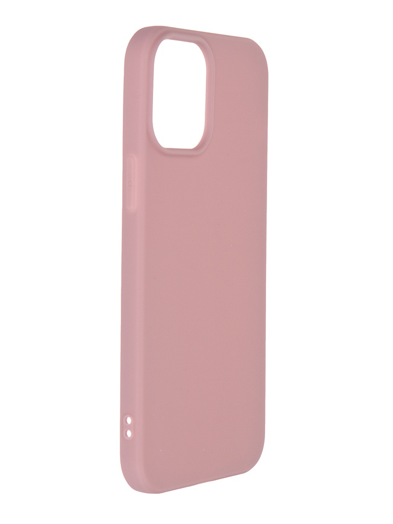 Чехол Neypo для APPLE iPhone 12 Pro Max (2020) Soft Matte Silicone Pink Quartz NST20824 недорого
