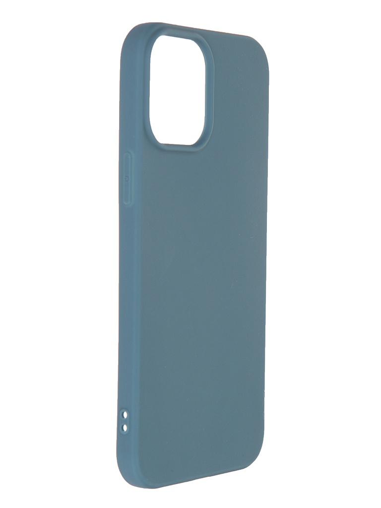 Чехол Neypo для APPLE iPhone 12 Pro Max (2020) Soft Matte Silicone Gray Green NST20825 недорого