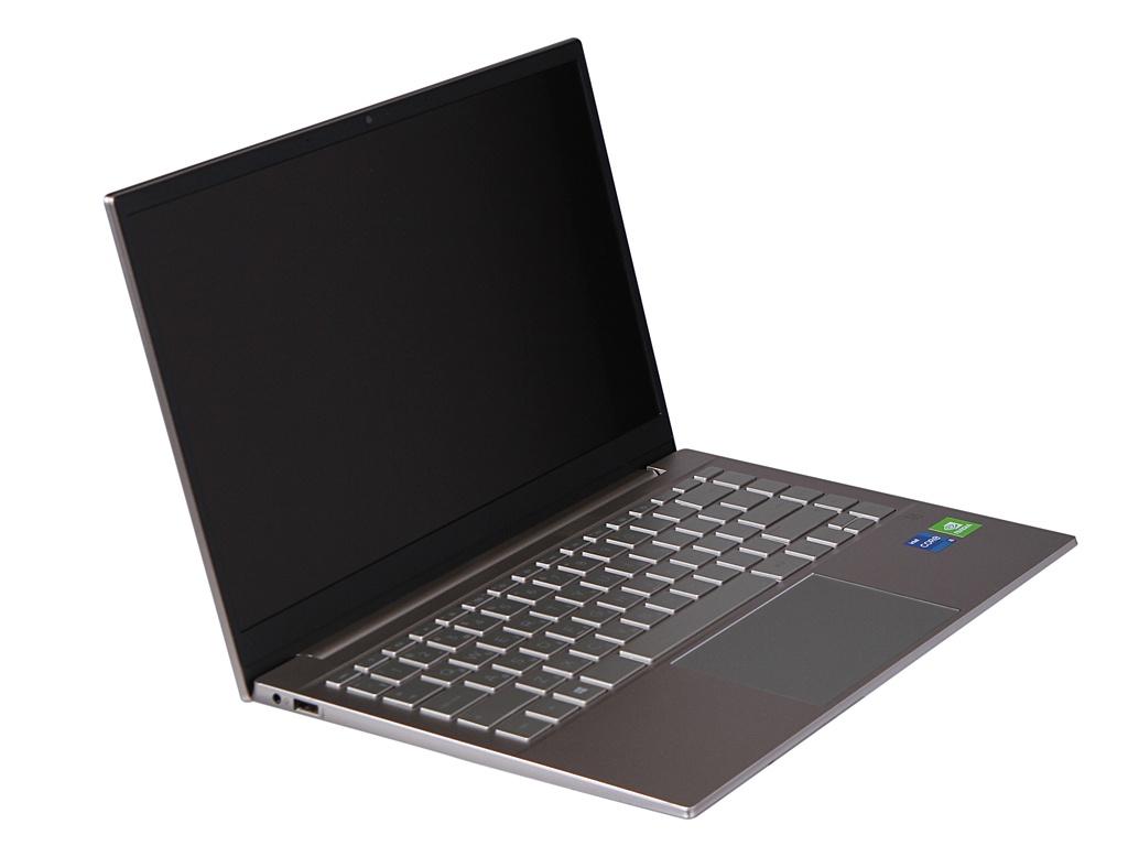 Ноутбук HP Pavilion 14-dv0037ur 2X2W2EA (Intel Core i5-1135G7 2.4 GHz/16384Mb/512Gb SSD/nVidia GeForce MX350 2048Mb/Wi-Fi/Bluetooth/Cam/14.0/1920x1080/Touchscreen/Windows 10 Home 64-bit)