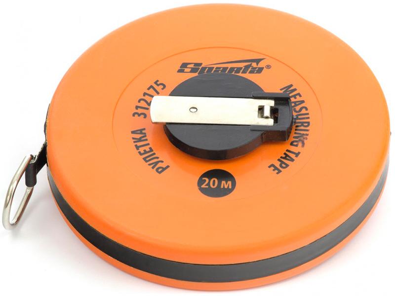 Рулетка Sparta 20m x 12.5mm 312175