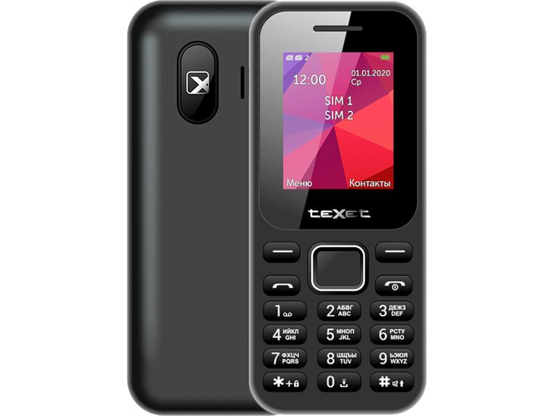 Сотовый телефон teXet TM-122