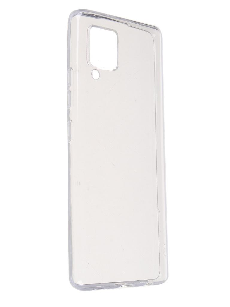 Чехол Pero для Samsung Galaxy A42 Silicone Transparent CC01-0028-TR