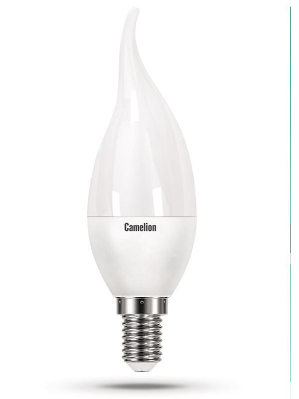 Лампочка Camelion E14 8W 220V 4500K 750Lm LED8-CW35/845/E14 12388