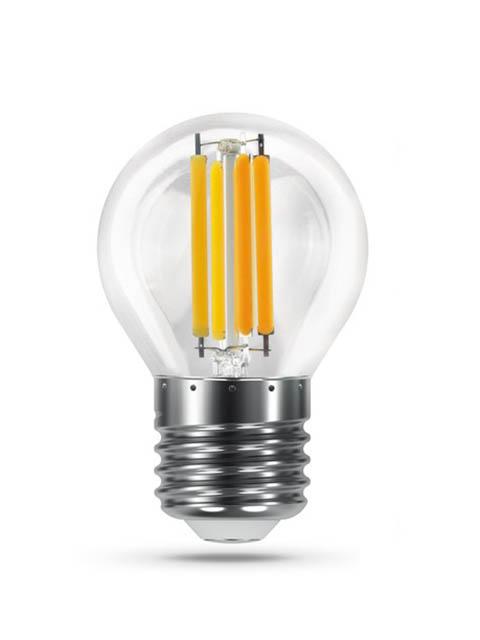 Лампочка Camelion E27 12W 220V 4500K 1215Lm LED12-G45-FL/845/E27 13715