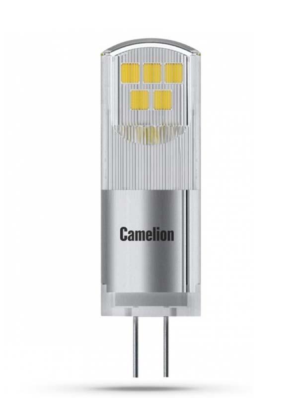 Лампочка Camelion G4 5W 12V 3000K 410Lm LED5-G4-JC-NF/830/G4 13749