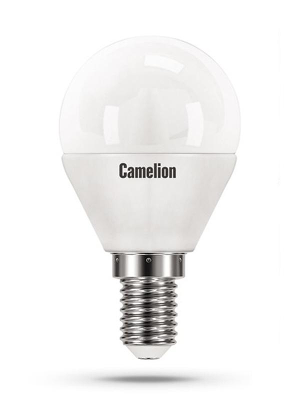 Лампочка Camelion E14 12W 220V 4500K 1000Lm LED12-G45/845/E14 13695
