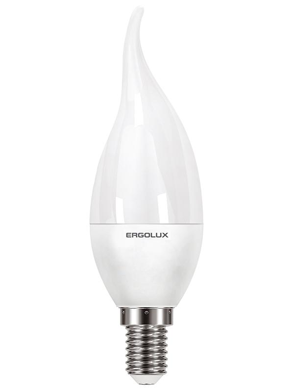Лампочка Ergolux E14 11W 220V 4500K 1045Lm LED-CA35-11W-E14-4K 14235