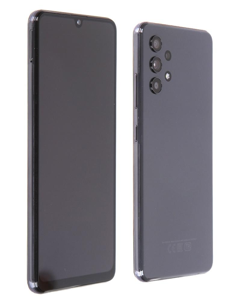Сотовый телефон Samsung SM-A325F Galaxy A32 4/128Gb Black сотовый телефон vsmart joy 3 4 64gb purple topaz